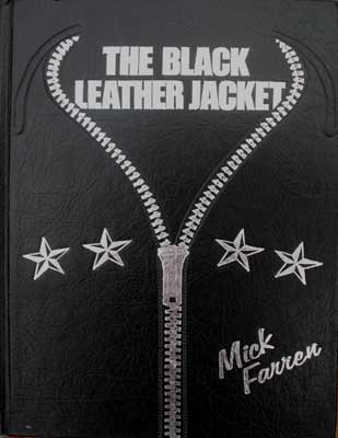 Image for The Black Leather Jacket