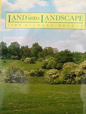 Image for Land into Landscape