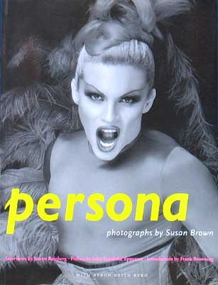 Image for Persona: Photographs By Susan Brown