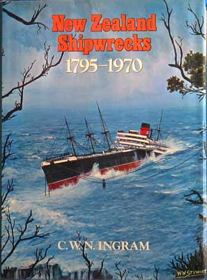 Image for New Zealand Shipwrecks, 1795-1970
