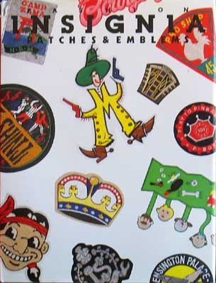 Image for Fashion Insignia: Patches and Emblems