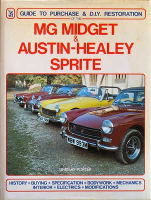 Image for MG Midget & Austin-Healey Sprite: Guide to Purchase & D.I.Y. Restoration
