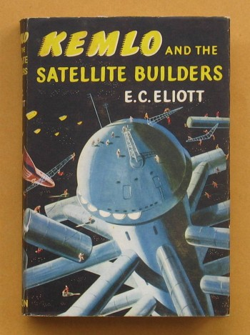 Image for Kemlo and the Satellite Builders