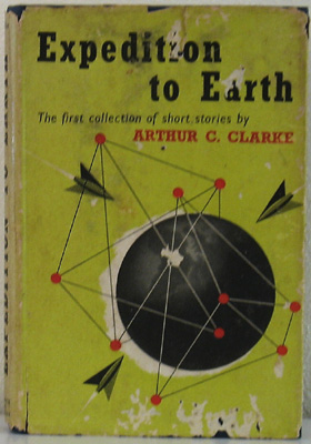 Image for Expedition to Earth: The First Collection of Short Stories by Arthur C. Clarke