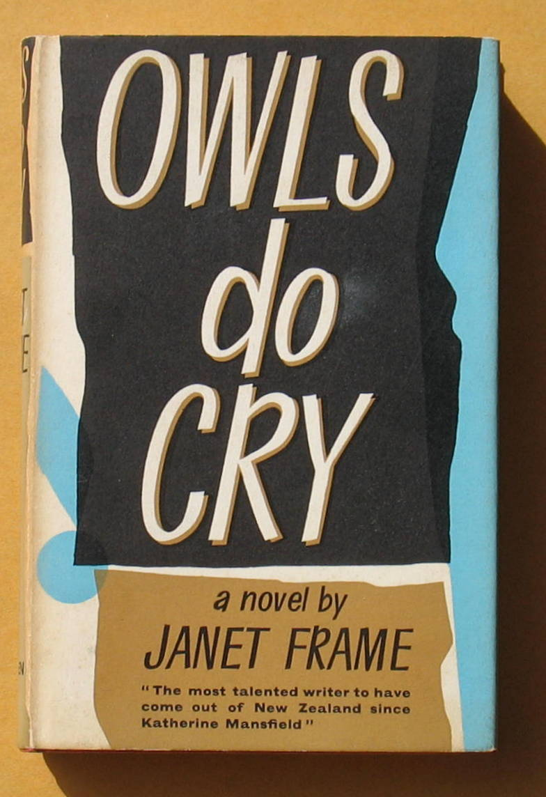 Image for Owls Do Cry