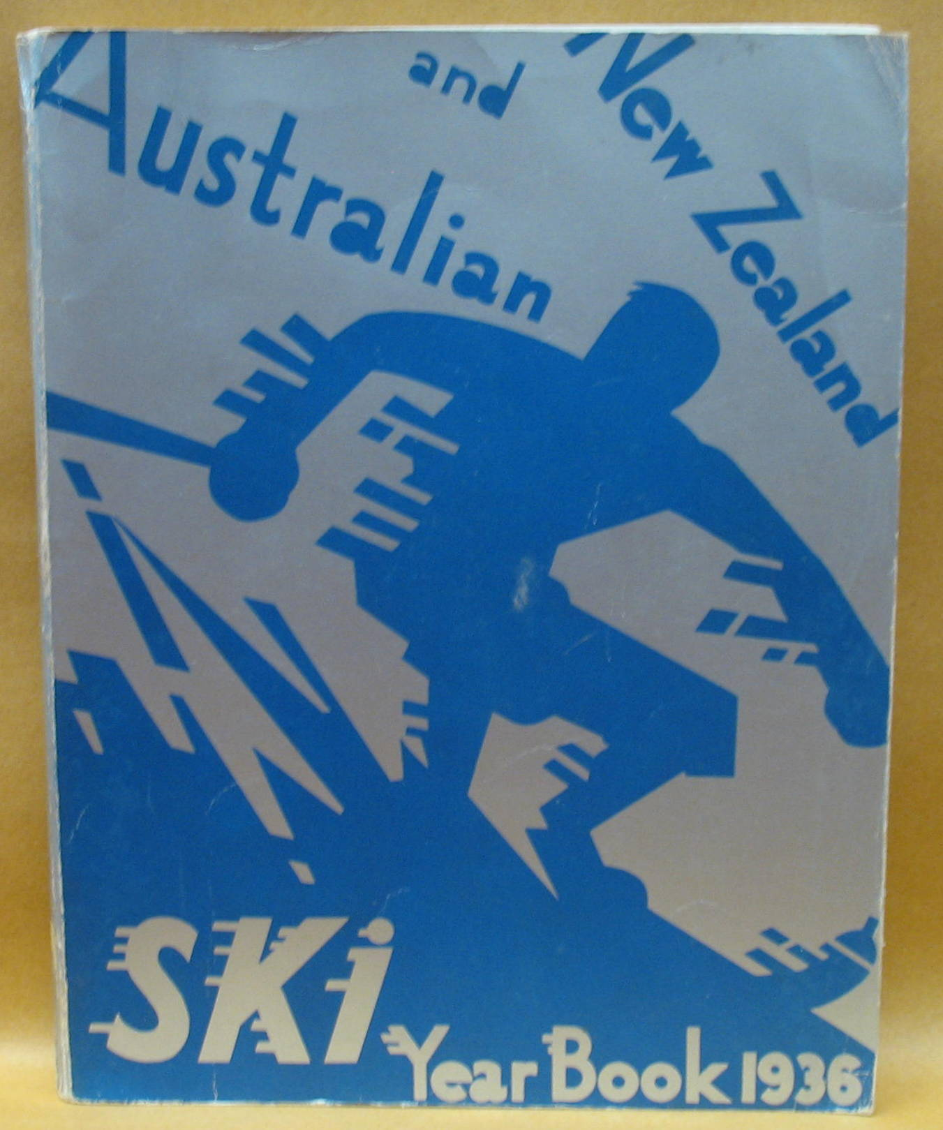 Image for The Australian and New Zealand Ski Year Book 1937