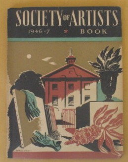 Image for Society of Artists Book 1946-47