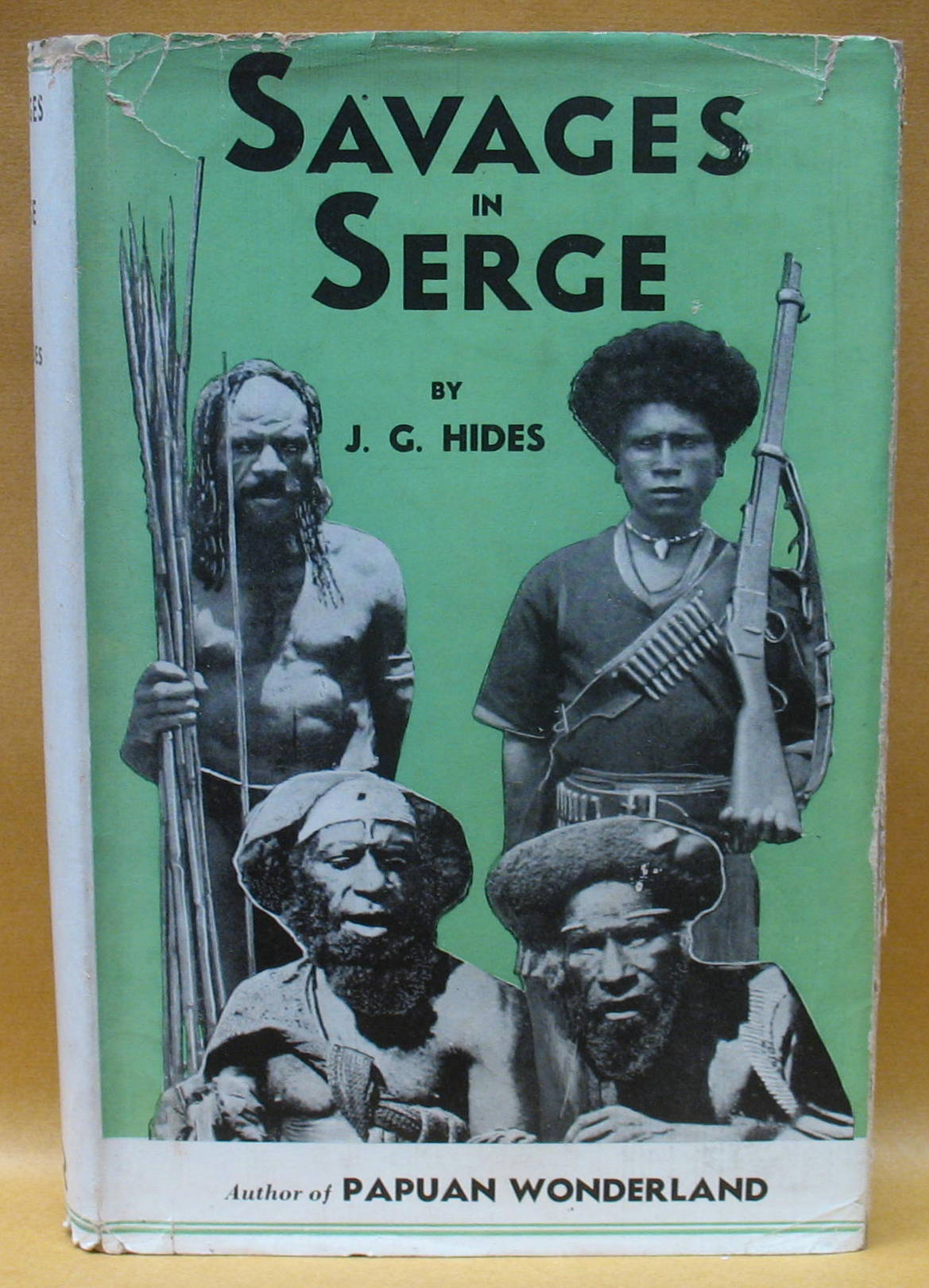 Image for Savages in Serge