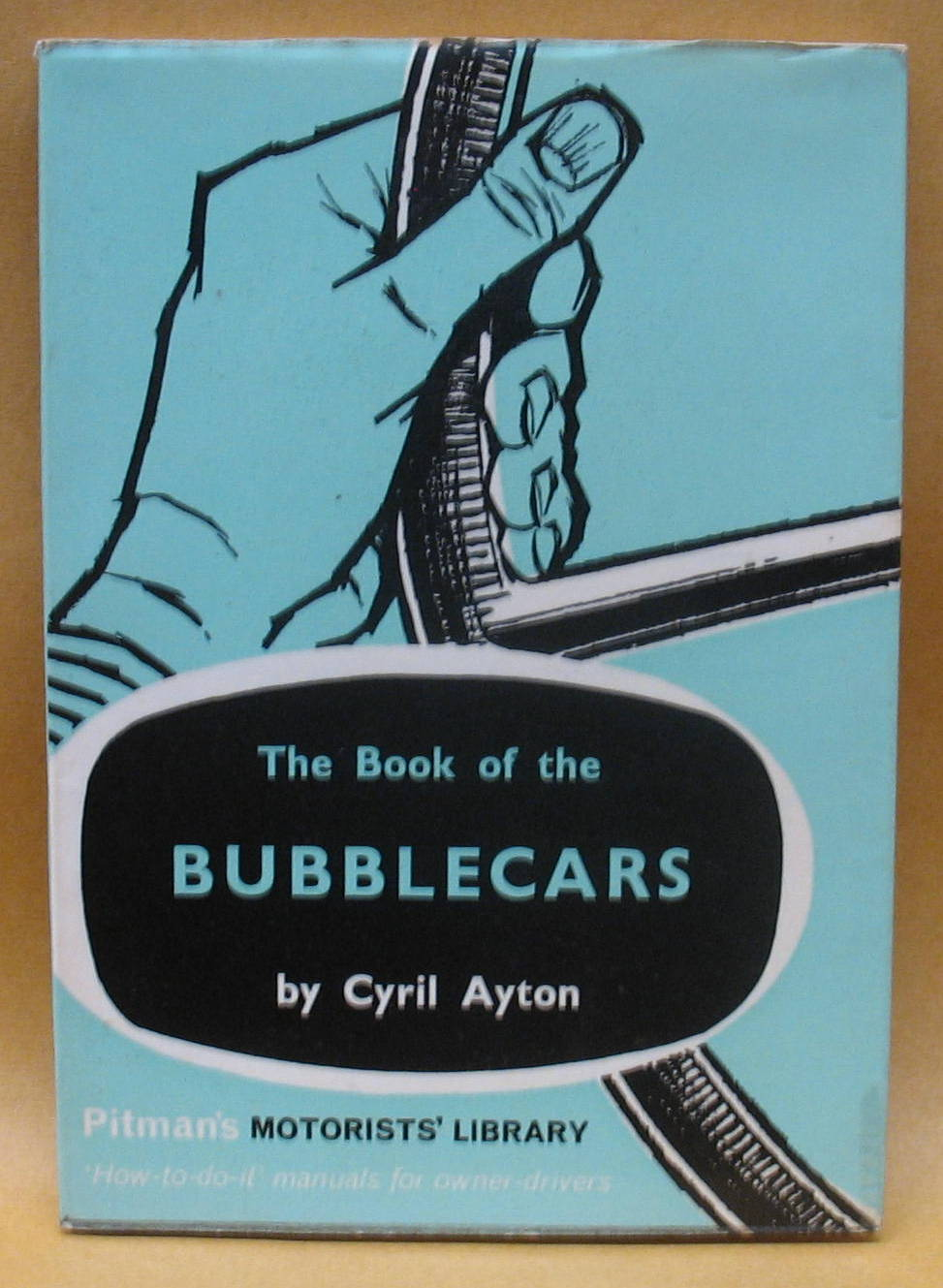 Image for The Book of the Bubblecars