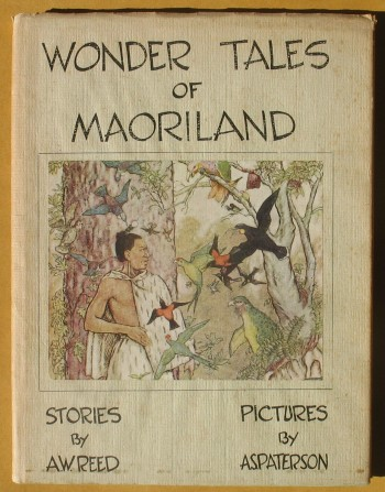 Image for Wonder Tales of Maoriland - First Edition