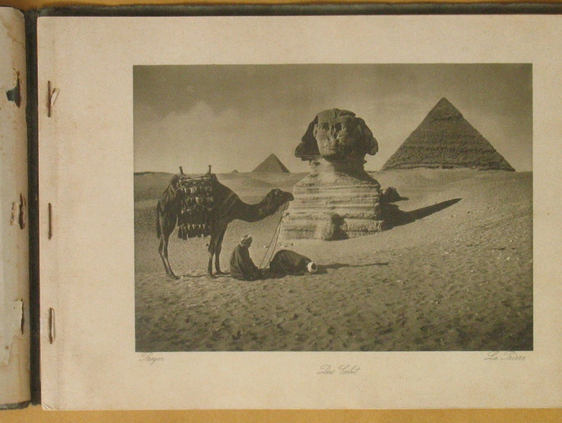 Image for In the Land of the Pharaohs: Cairo - Pyramids - Sakkara - 36 Artistic Views