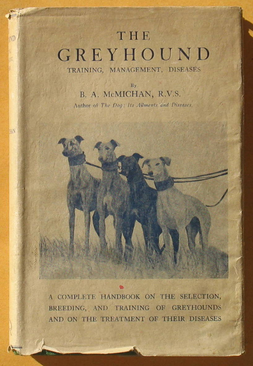 Image for The Greyhound: Training, Management, Diseases