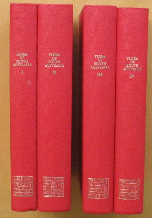 Image for Flora of South Australia - 4 Volumes -  I, II, III and IV