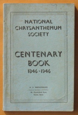 Image for National Chrysanthemum Society Centenary Book 1846-1946