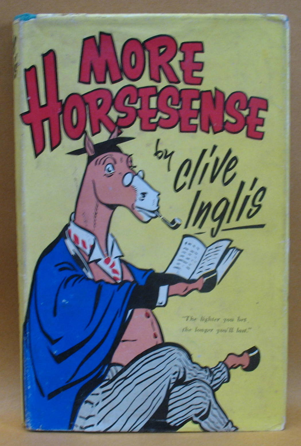 Image for More Horsesense