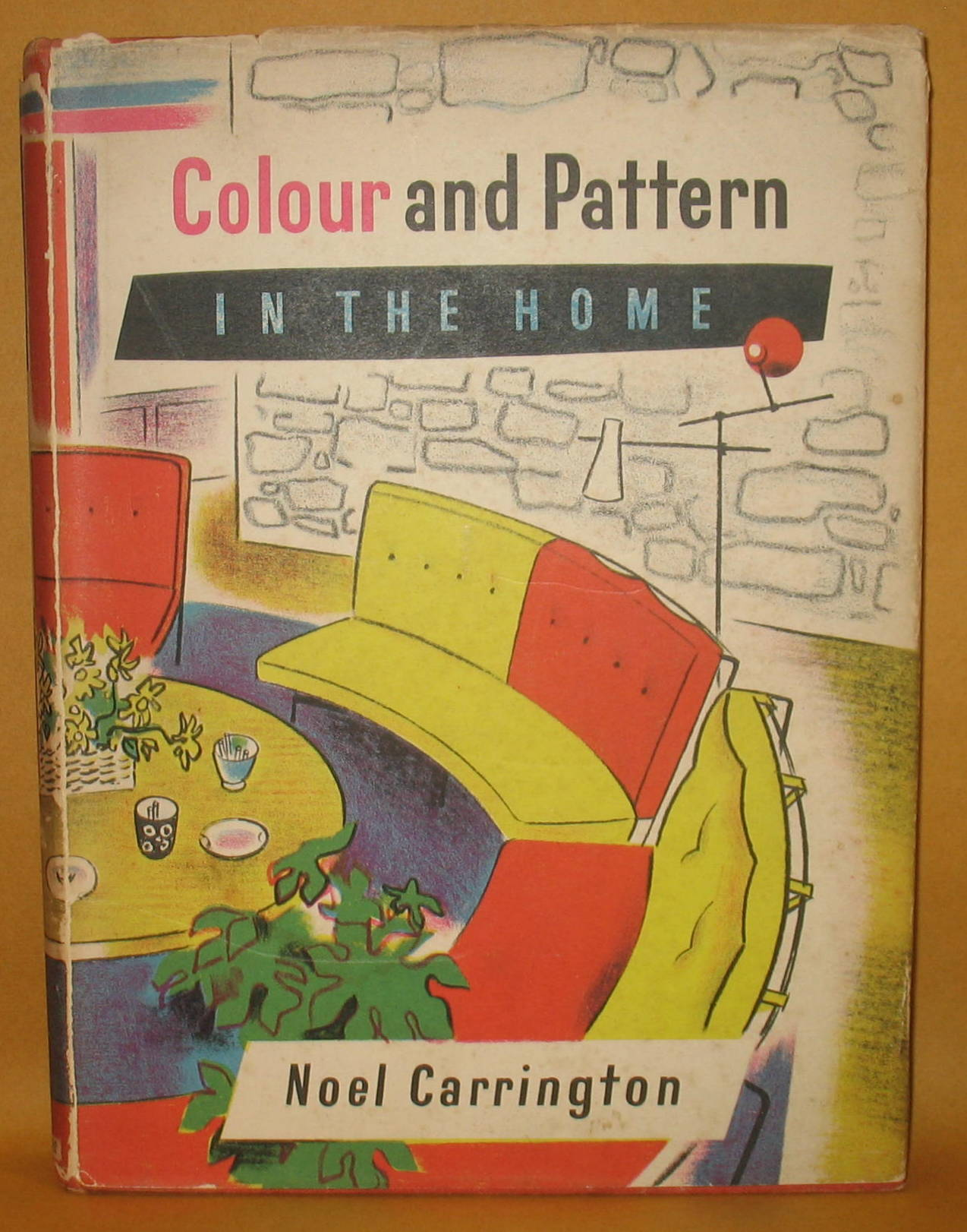 Image for Colour and Pattern in the Home