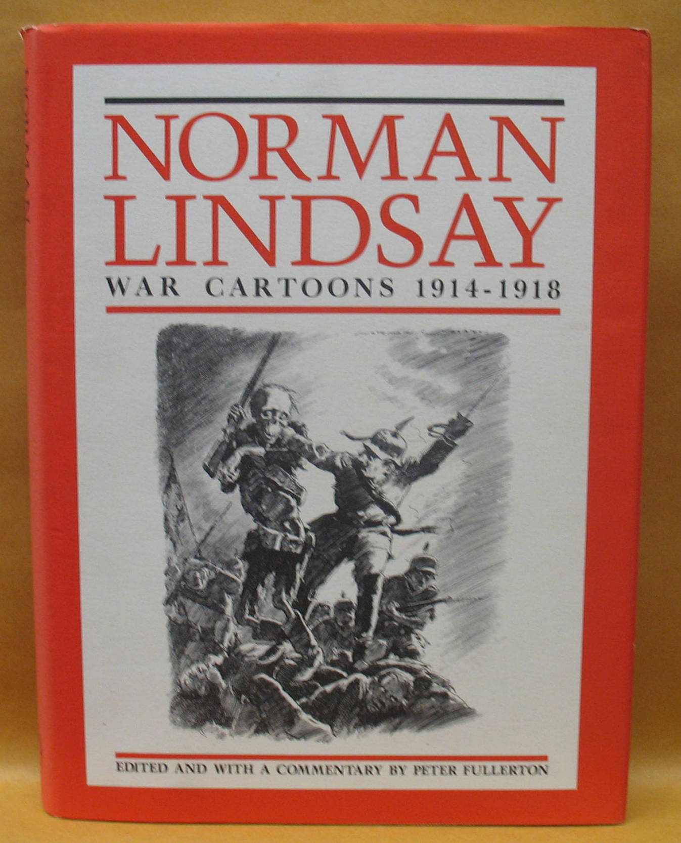 Image for Norman Lindsay: War Cartoons 1914-1918