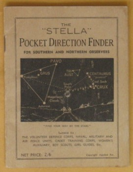 Image for The Stella Pocket Direction Finder for Southern and Northern Observers