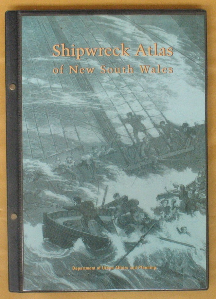 Image for Shipwreck Atlas of New South Wales / Atlas of New South Wales Wreck Sites