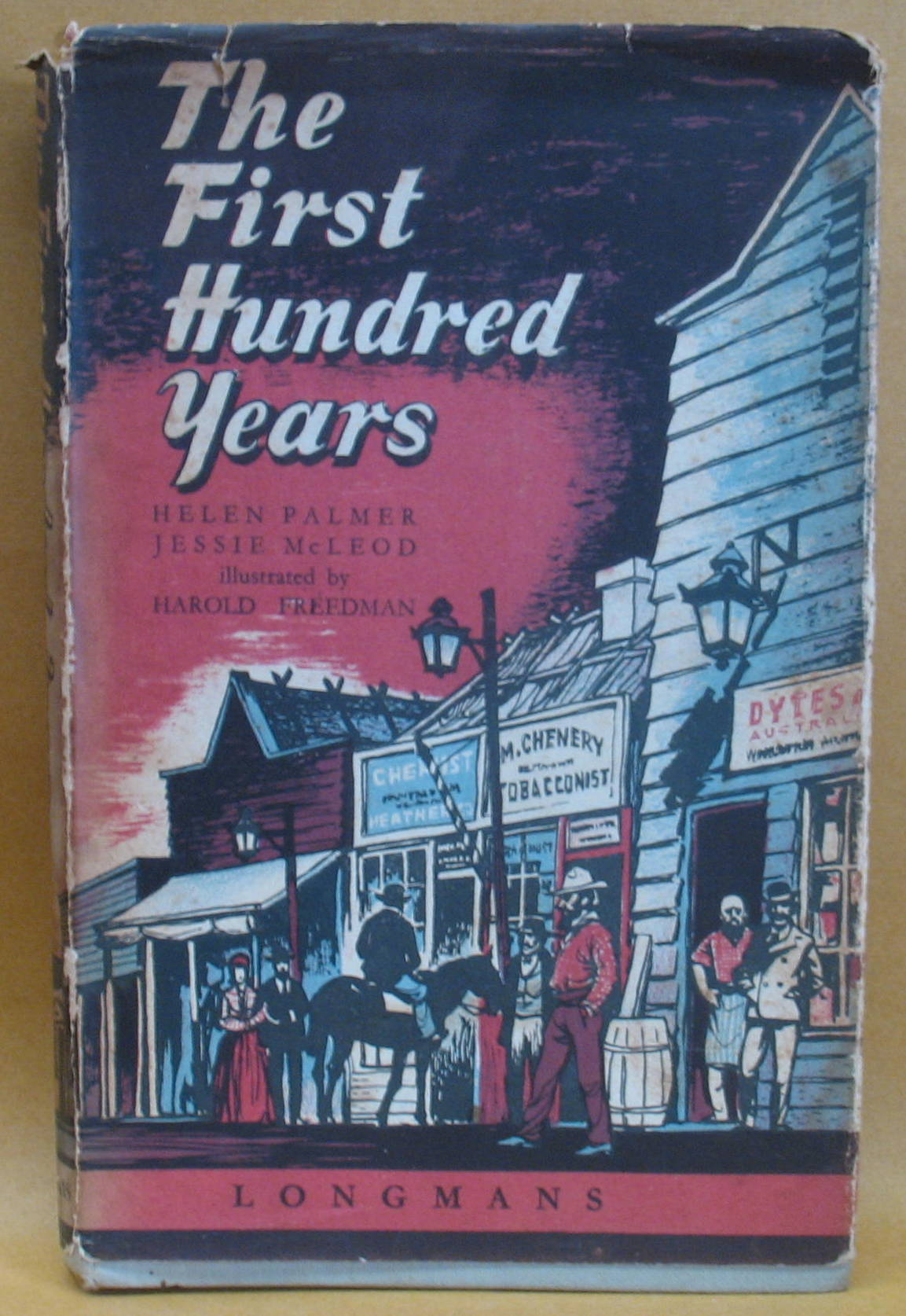 Image for The First Hundred Years
