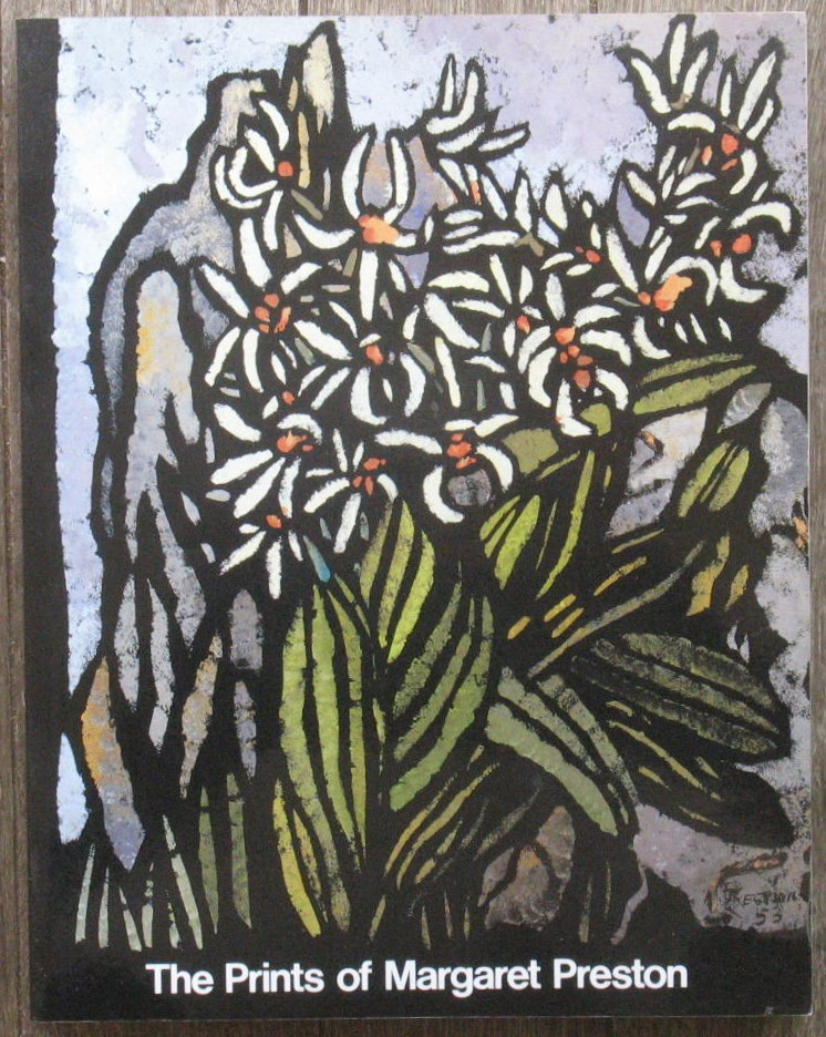 Image for The Prints of Margaret Preston: A Catalogue Raisonne