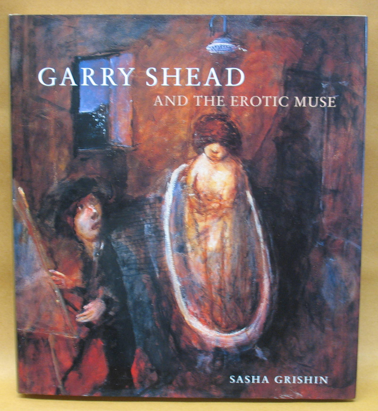 Image for Garry Shead and the Erotic Muse