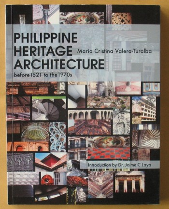 Image for Philippine Heritage Architecture: Before 1521 to the 1970s