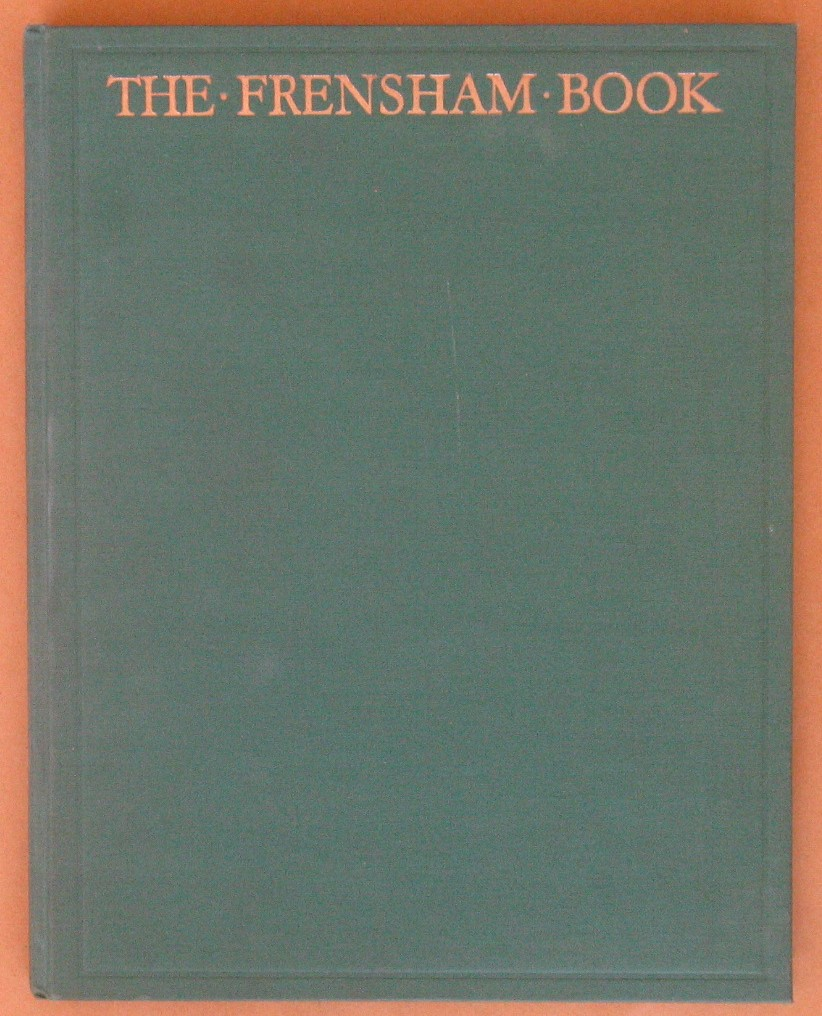 Image for The Frensham Book: 100 Pictures by Cazneaux of an Australian School