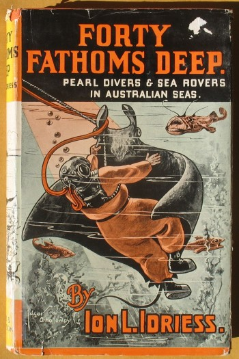 Image for Forty Fathoms Deep