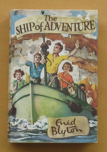 Image for The Ship of Adventure