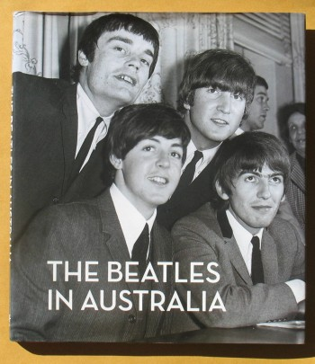 Image for The Beatles in Australia
