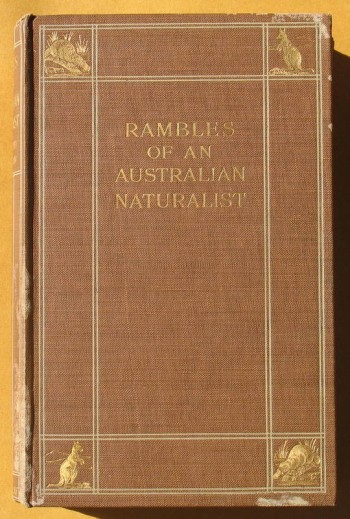 Image for Rambles of an Australian Naturalist