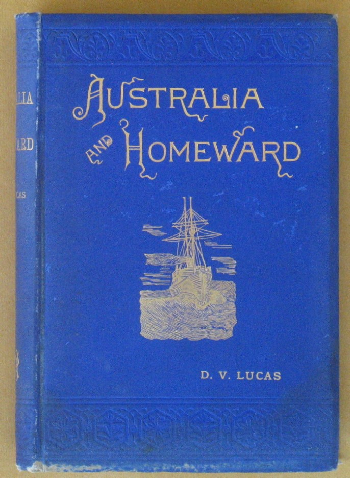 Image for Australia and Homeward