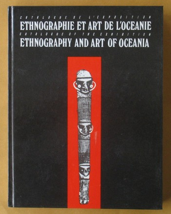 Image for Catalogue of the Exhibition 'Ethnography and Art of Oceania' of N[icolai] Michoutouchkine - A. Pilioko Foundation