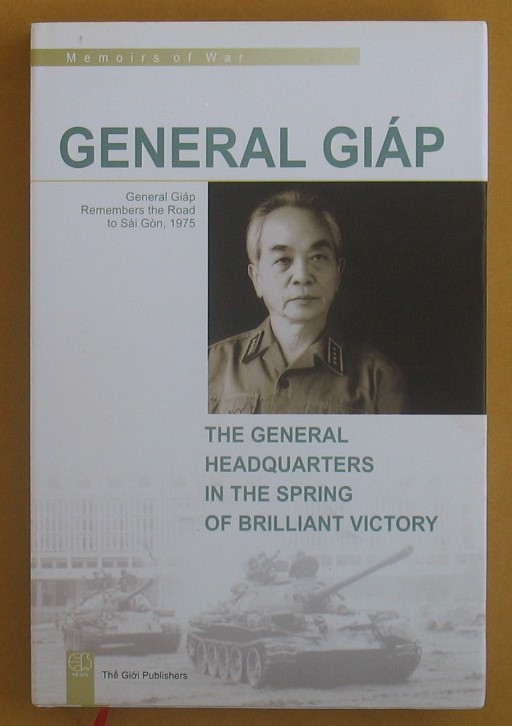 Image for The General Headquarters in the Spring of Brilliant Victory (Memoirs of War)