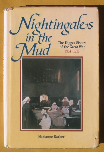 Image for Nightingales in the Mud: The Digger Sisters of the Great War 1914-1918