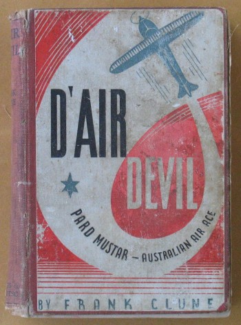 Image for D'Air Devil: The story of 'Pard' Mustar Australian Air Ace