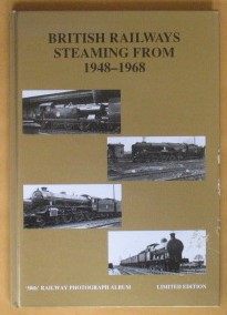 Image for British Railways Steaming from 1948-68