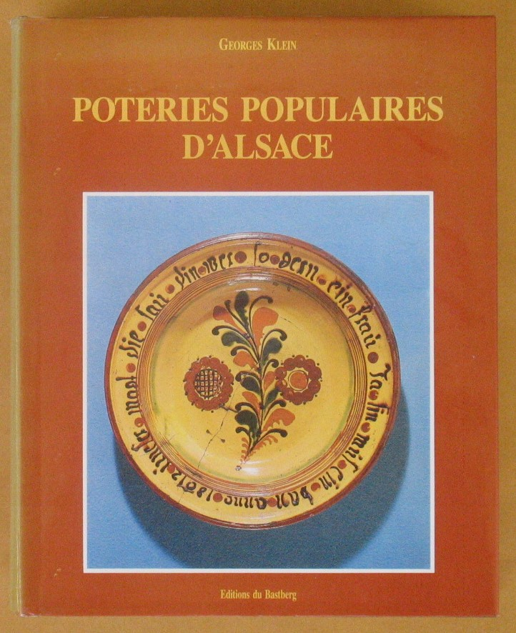 Image for Poteries Populaires D'Alsace