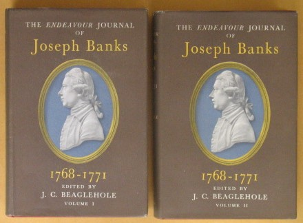 Image for The Endeavour Journal of Joseph Banks 1768-1771 Volumes I and II