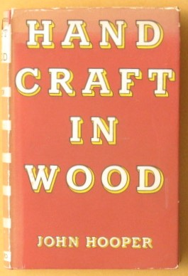 Image for Hand Craft in Wood