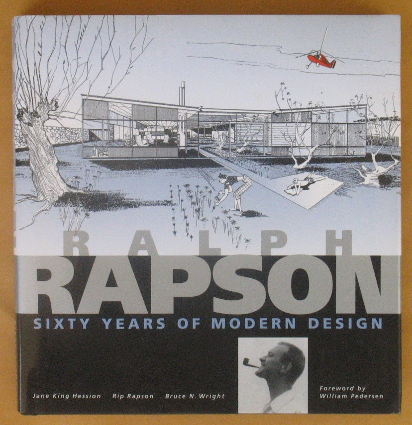 Image for Ralph Rapson: Sixty Years of Modern Design