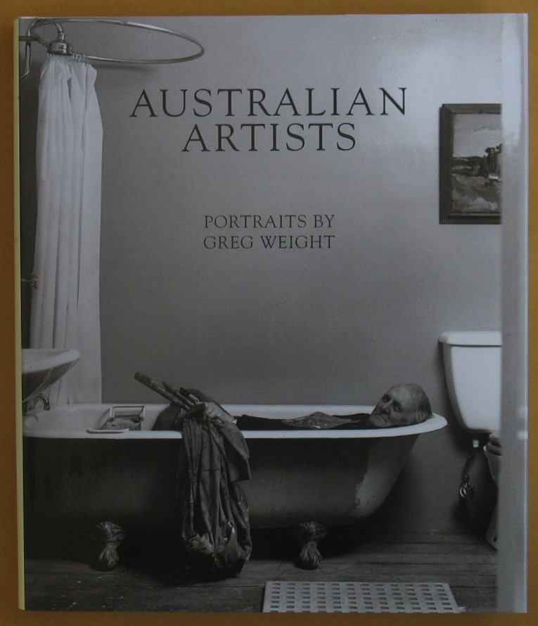 Image for Australian Artists: Portraits