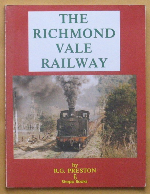 Image for The Richmond Vale Railway