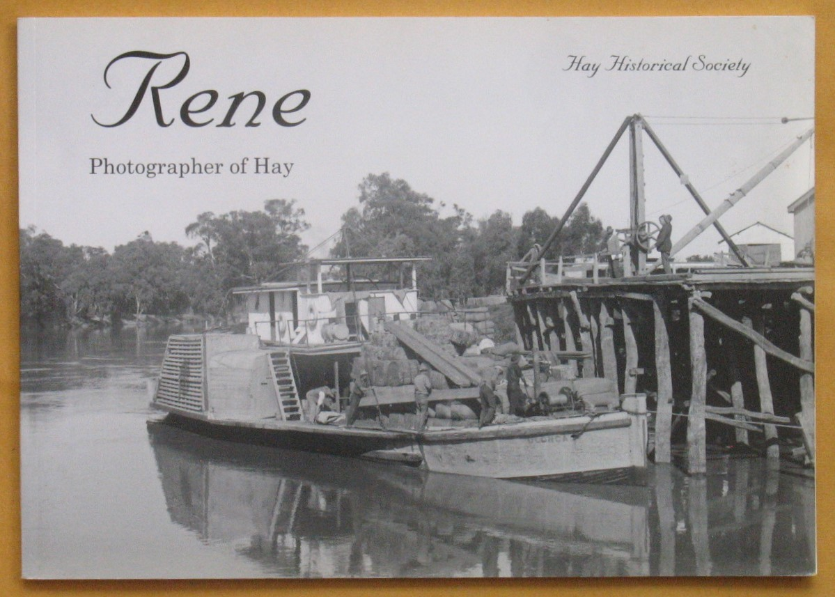 Image for Rene: Photographer of Hay