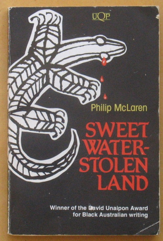Image for Sweet Water-Stolen Land