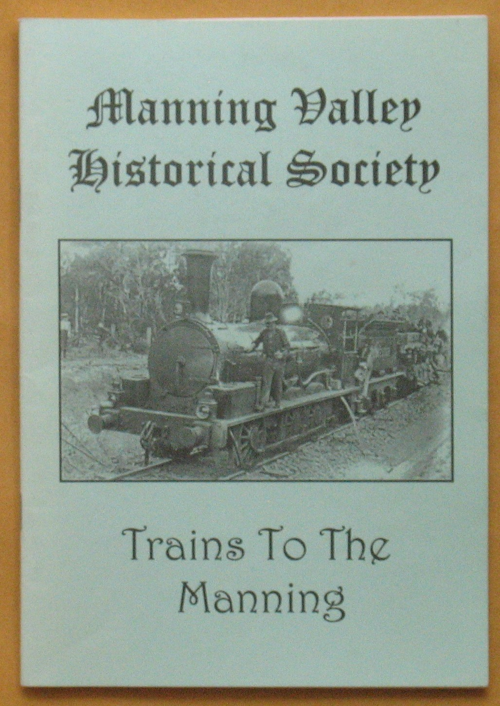 Image for Trains to the Manning