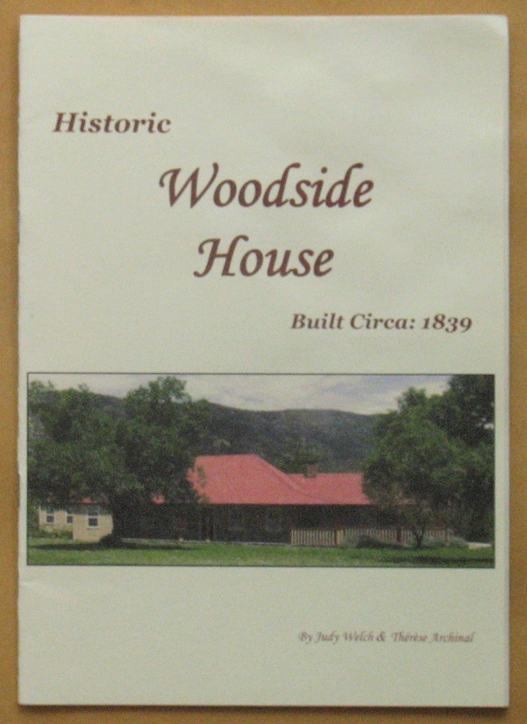 Image for Historic Woodside House