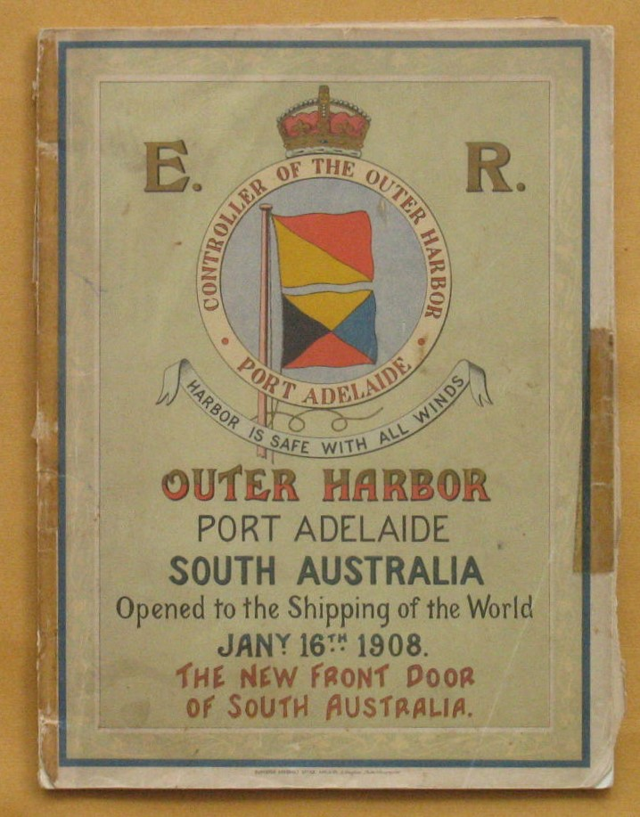 Image for The Outer Harbor (Light's Passage), Port Adelaide, South Australia
