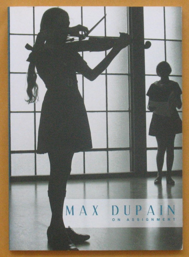 Image for Max Dupain on Asssignment